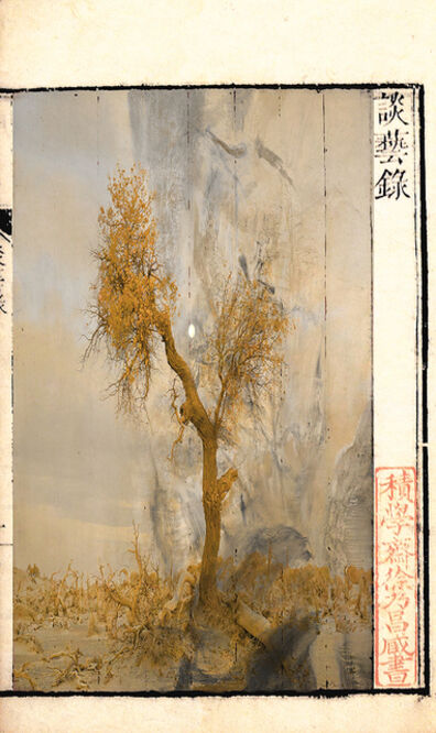 Wenjun Fu, 'A Wind from Yesterday No.10', 2016