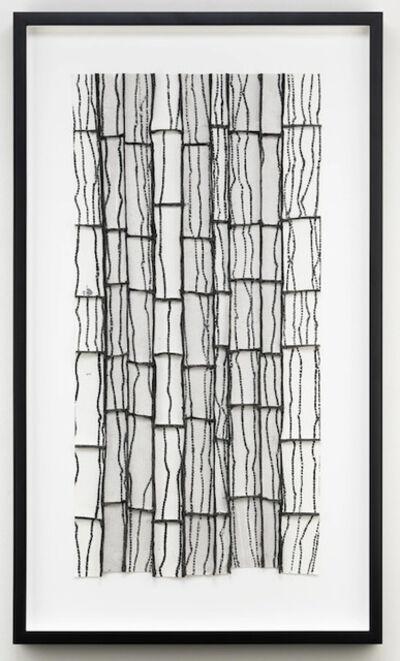 Brenda Mallory, 'Raveled Lines #3', 2020