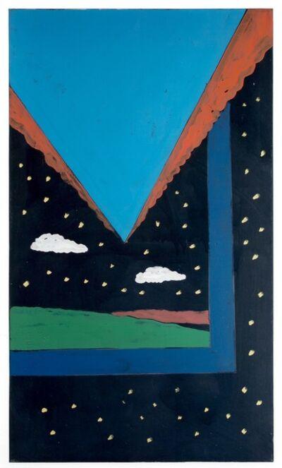 Tano Festa, 'Senza titolo', 1974