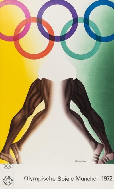 Allen Jones, 'Olympische Spiele München', 1970-72
