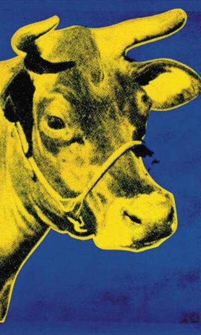 Andy Warhol, 'CowII.12', 1971