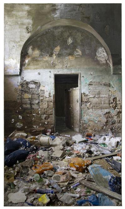Naomi Safran-Hon, ' Living Arrangement (Doorway with Arch)', 2017
