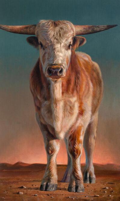 Teresa Elliott, 'Bull of Pecos', 2019
