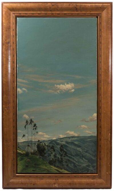 Jaime Carmona, 'Colombian Mountain Landscape', 1996