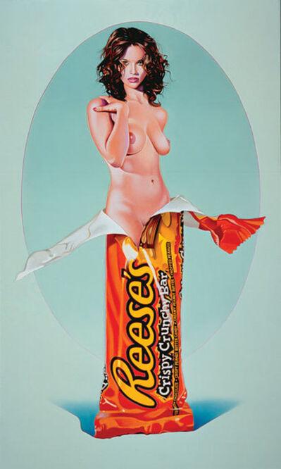 Mel Ramos, 'Reese's Rose', 2008