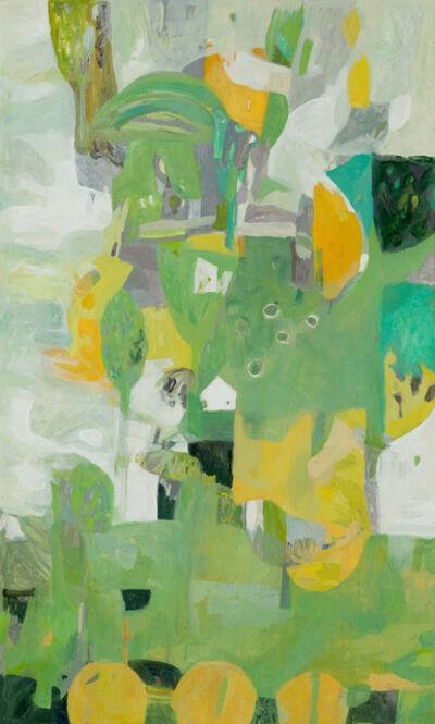 Safina Ksenia, 'Silence in Greens', 2016