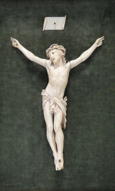 Anonymous, 'Antique crucifix', First half of 19th century