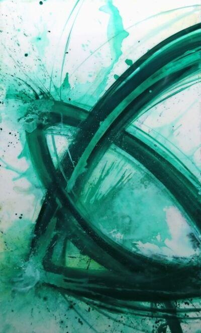 """Quim Bové, '""""CRISTALITZACIÓ CÒSMICA D'ENERGIA, (Cosmic Energy Crystallization)""""', 2019"""
