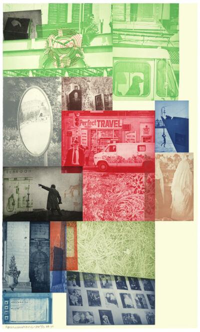 Robert Rauschenberg, 'Soviet/American Array VI', 1988-90