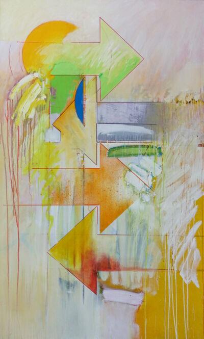 Timothy Isham, 'This Way', 1997
