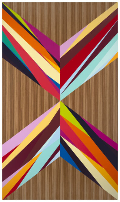 Odili Donald Odita, 'Rapture', 2019