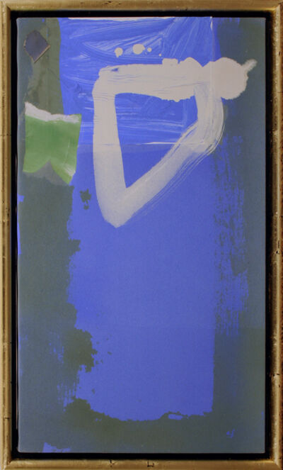 Phil Darrah, 'Blue Collage', 2020
