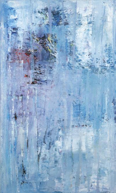 Sinasi Bozatli, 'Blue Woods', 2012