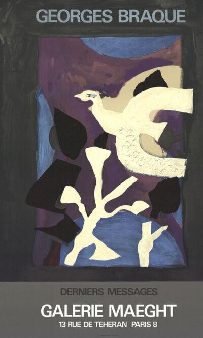 Georges Braque, 'Affiche #102', 1967