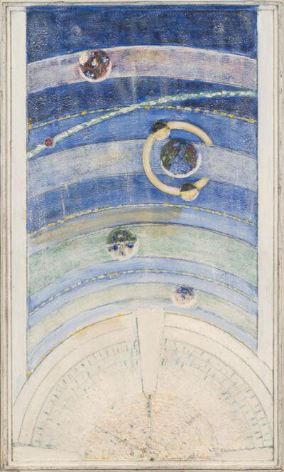 Peter Attie Besharo, 'Untitled (Solar System - Blur)', ca. 1950