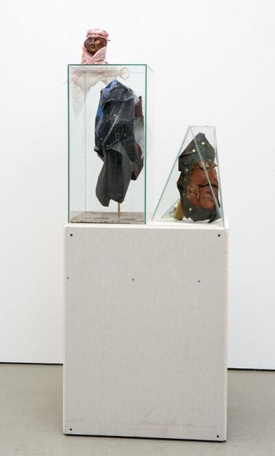 Matthew Monahan, 'Blood For Oil', 2005