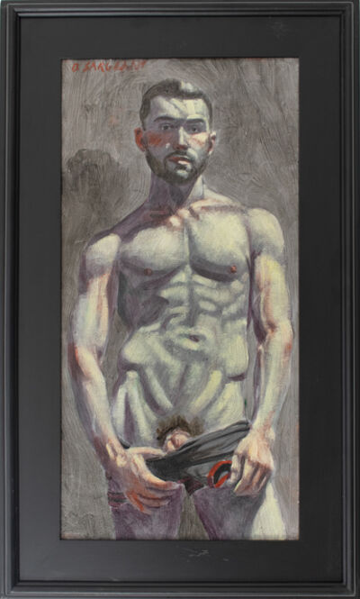 Mark Beard, 'Christopher Undressing', date unknown