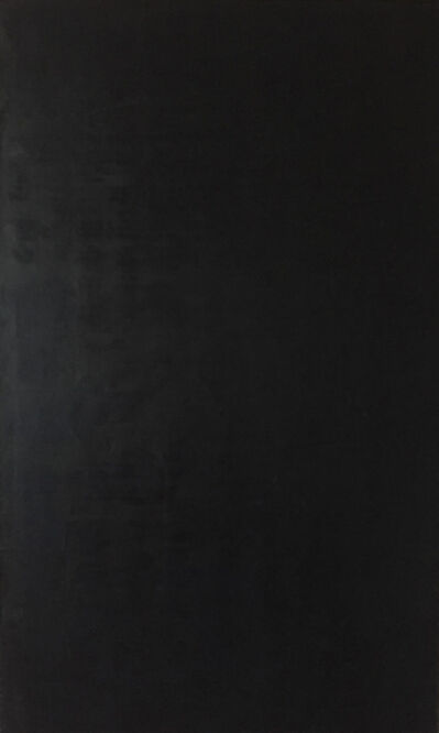 Francie Lyshak, 'Black Buddha', 2017