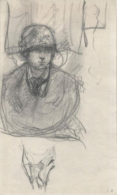 Édouard Vuillard, 'Woman in a Cloche Hat (Femme au chapeau cloche)', ca. 1920