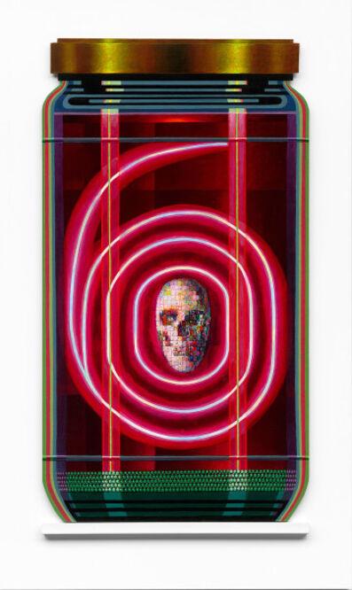 """Clement Kamena, 'CK 3P - No 6 """"Destiny""""', 2014"""