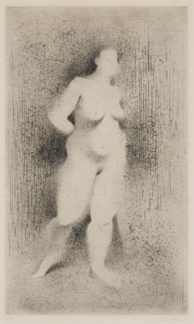 Earl Stroh, 'Nude', ca. 1955