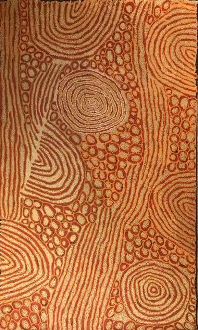 Walangkura Napanangka, 'Untitled -Tjintjintjin, ', 2008