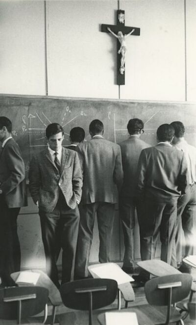 Sergio Larrain, 'Untitled (University lesson), Chile', 1950-60