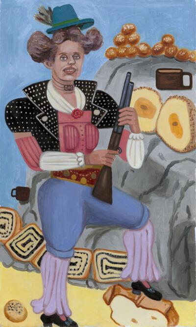 Hannah Barrett, 'Hunters' Picnic: DememIs KuK Trachtenkur', 2012