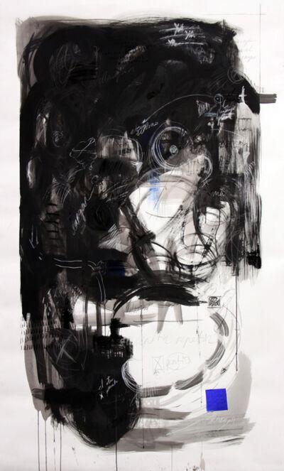 Rosana Antolí, 'MY CANVAS IS THE DANCE FLOOR', 2016