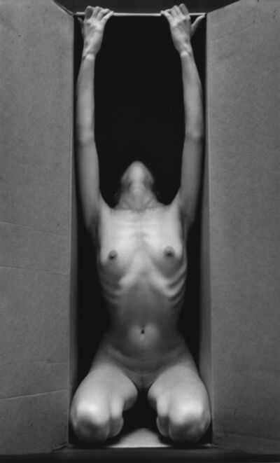 Ruth Bernhard, 'In the Box - Vertical.', 1990s