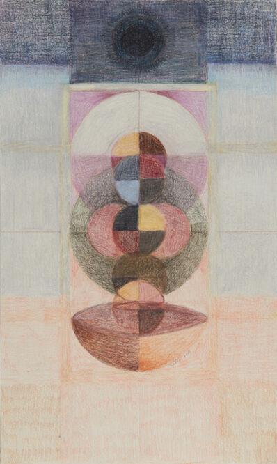 "Solange Knopf, 'Serie ""Cosmos"" No. 10', 2018"