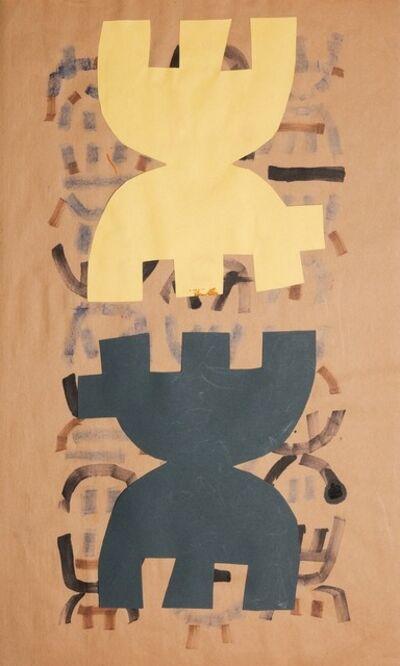 Giuseppe Capogrossi, 'Superficie CP/314', 1969 circa