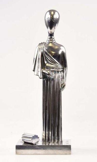 Giorgio de Chirico, 'The Muse', Late 20th Century