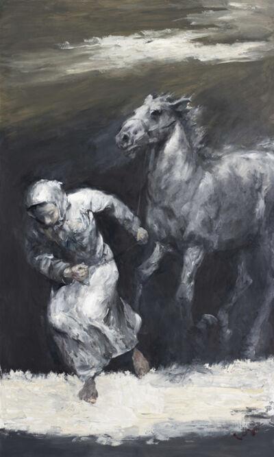 Cen Long, 'Pending Storm', 2018