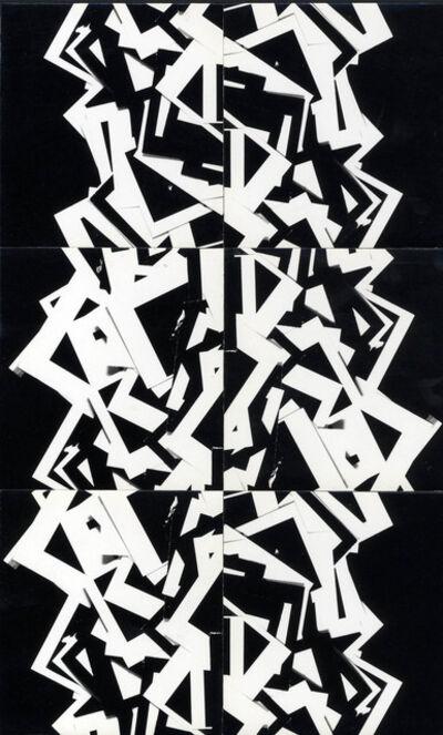 Ray K. Metzker, 'Sea Salt (variant)', ca. 1964
