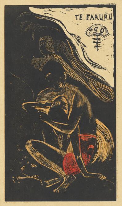 Paul Gauguin, 'Te Faruru (They are Making Love Here)', 1894/1895
