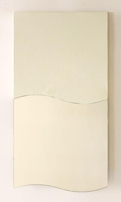 Bernat Daviu, 'Krabb painting (vertical white)', 2019