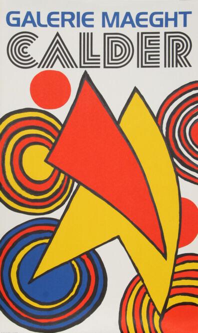 Alexander Calder, 'Galerie Maeght', ca. 1970
