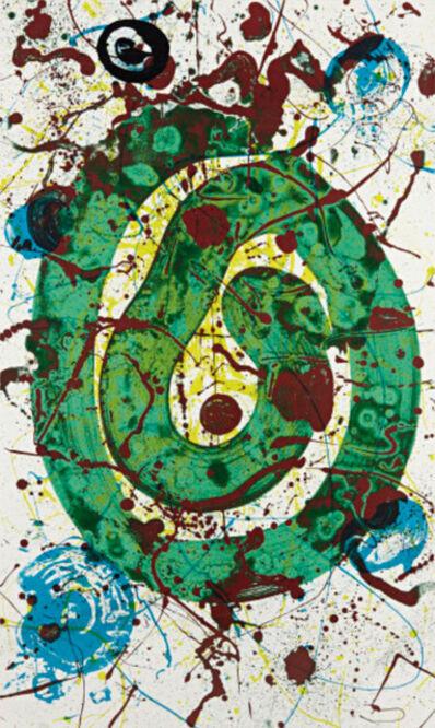 Sam Francis, 'Untitled 1990', 1990