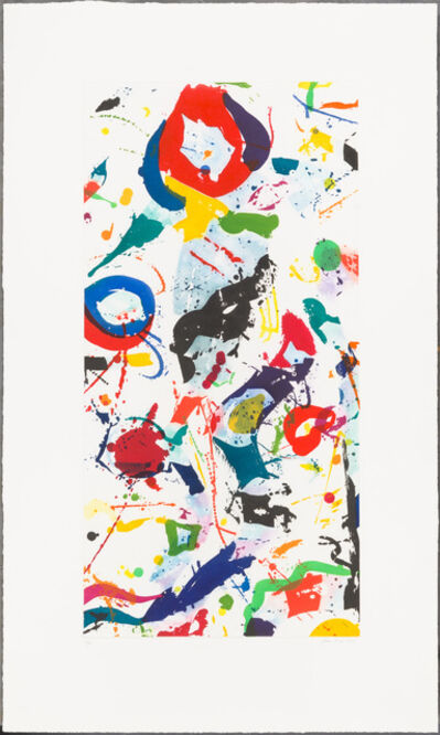 Sam Francis, 'Untitled (SFE-079)', 1991