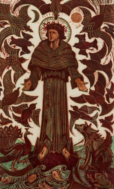 Cyril Edward Power, 'St Francis (Coppel 45)', circa 1937
