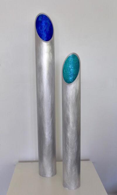 KX2: Ruth Avra & Dana Kleinman, 'Water pipes', 2018