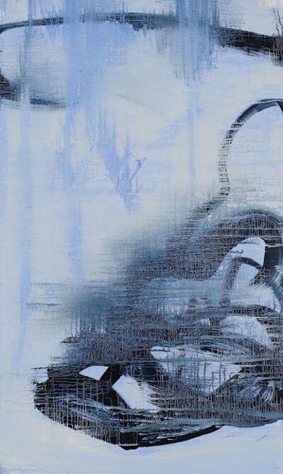Betsy Cain, 'coastal calligraphy #1', 2018