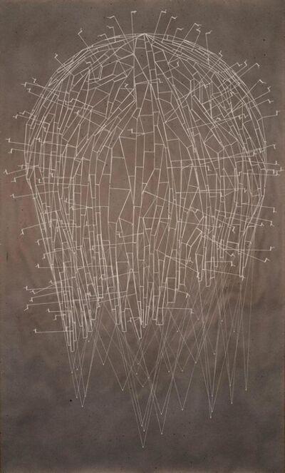 Fırat Erdim, 'Stitch Strata (Segovia) 2016', 2016