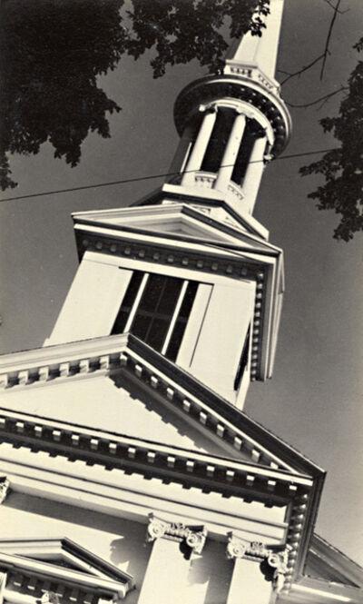 Dorothy Norman, 'Church, Falmouth, Cape Cod, MA', 1933/1933