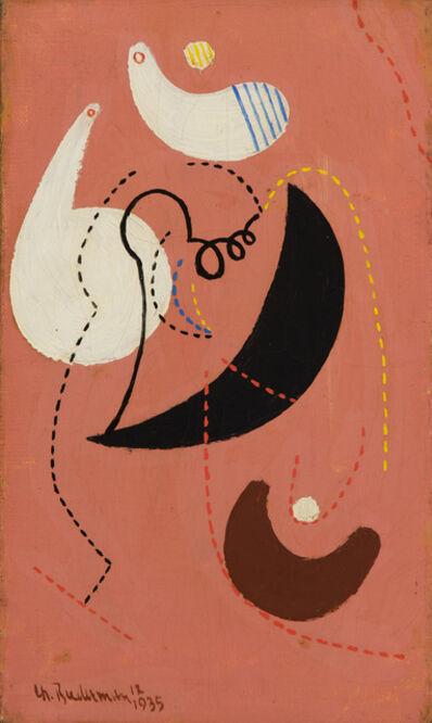 Charles Biederman, 'Untitled, New York, December 1935', 1935