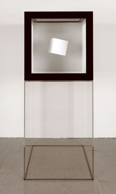 Jeppe Hein, 'Flying Cube II', 2007
