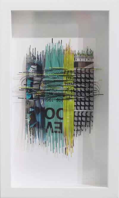 I-Chun Jenkins, 'Archaic Mood', 2019