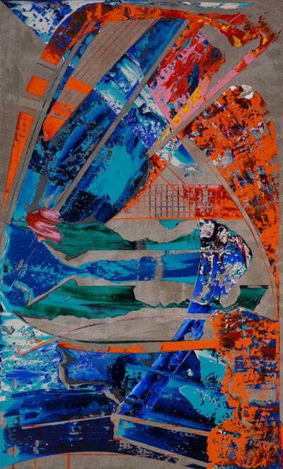 C. Michael Norton, 'Sentinel Blues', 2013