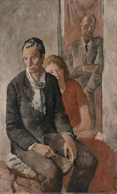 Felice Carena, 'Solitudine', 193